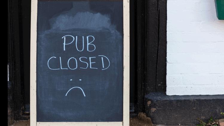 Closed Pub