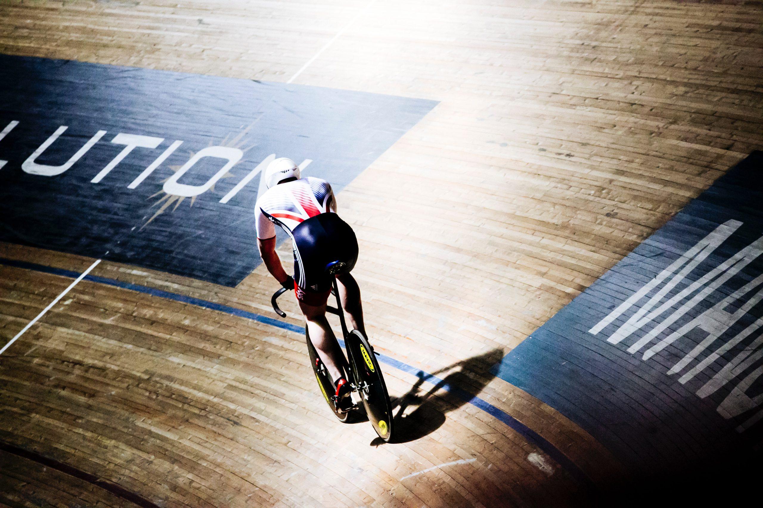 Olympic Cyclist