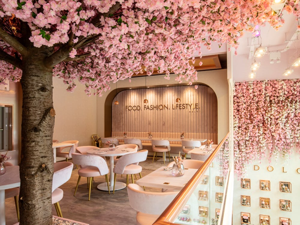 Instagrammable Restaurant