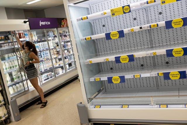 staff shortages brexit