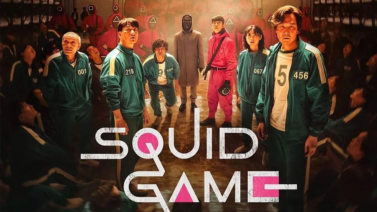 squid game marketing